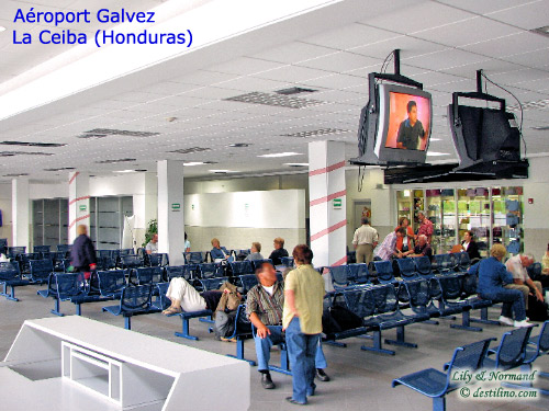 Informations roatan honduras - Bureau de change aeroport ...